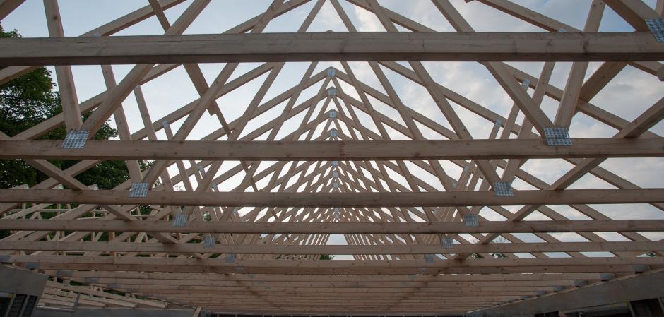 Indgangsbillede til tømrerarbejde